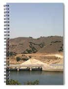Bradbury Dam Spiral Notebook