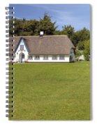 Braderup - Sylt Spiral Notebook