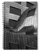 Brain Institute Building 6 Spiral Notebook