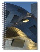 Brain Institute Building 9 Spiral Notebook