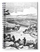 Brandywine Battlefield Spiral Notebook