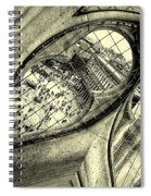 Breaches Spiral Notebook