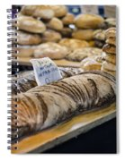 Bread Market Spiral Notebook