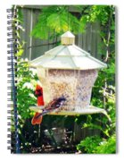 Breakfast Spiral Notebook