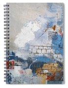 Breaking Down Walls Spiral Notebook