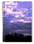 Breaking Up Spiral Notebook