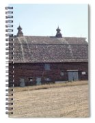 Brick Barn Spiral Notebook