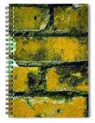 Brick Ivy Spiral Notebook