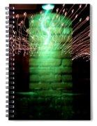 Brick Tree Spiral Notebook