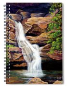 Bridal Shower Spiral Notebook