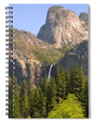 Bridalveil Falls Spiral Notebook