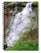 Brides Train Spiral Notebook