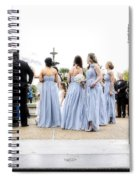 Bridesmaids Spiral Notebook