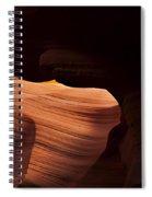 Bridge Of The Light Spiral Notebook