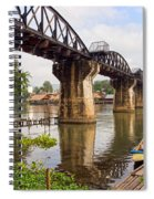 Bridge On The River Kwai Spiral Notebook