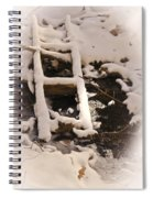 Bridge Over Troubled Water Spiral Notebook