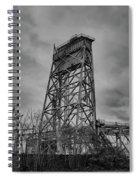 Bridge Tower 3390 Spiral Notebook