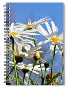 Bright Daisies Spiral Notebook