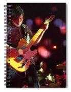 Bright Eyes Spiral Notebook