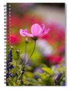Brilliant Petals Spiral Notebook