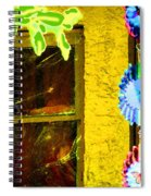 Bringing Nature To The City Spiral Notebook