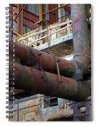 Britannia Mines Spiral Notebook
