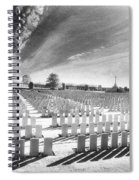 British Cemetery Spiral Notebook