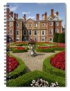 British Garden  Spiral Notebook