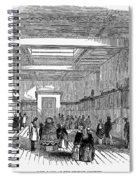 British Museum, 1845 Spiral Notebook