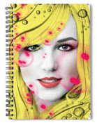 Britney  Spiral Notebook