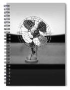 Broadcast Spiral Notebook