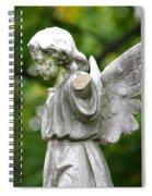Broken Angel Spiral Notebook