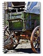 Broken Down Spiral Notebook