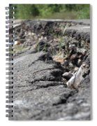 Broken Dreams Spiral Notebook