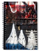 Bronx Graffiti - 3 Spiral Notebook