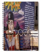 Bronx Graffiti. Headache - 1 Spiral Notebook