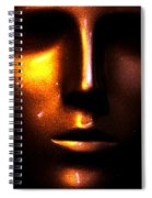 Bronze Likeness Spiral Notebook
