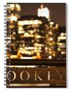 Brooklyn Bubbly Spiral Notebook