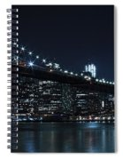 Brooklyn Nights Spiral Notebook