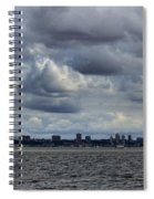 Brooklyn Skyline Spiral Notebook