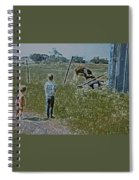 Brother And Sister Spiral Notebook