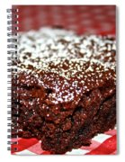 Brownie Focal Point Spiral Notebook