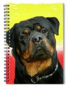 Brutus Spiral Notebook