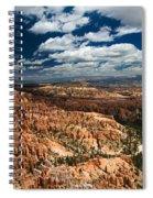 Bryce Canyon Ampitheater Spiral Notebook