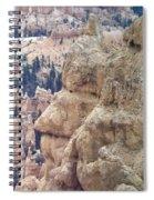Bryce Canyon National Park 4 Spiral Notebook