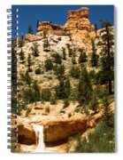 Bryce Water Canyon Spiral Notebook