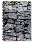 Bubble Gum Wall Spiral Notebook