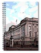 Buckingham Palace Spiral Notebook