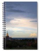 Buddha's Sky Spiral Notebook