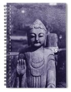 Buddhas Words Spiral Notebook